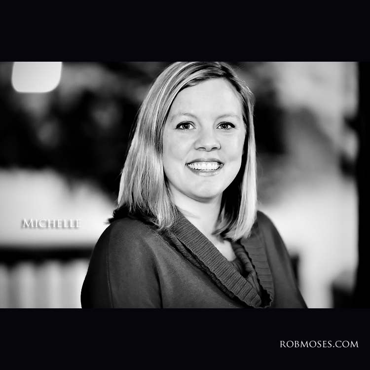 Michelle - Calgary People Blog - Rob Moses Photography