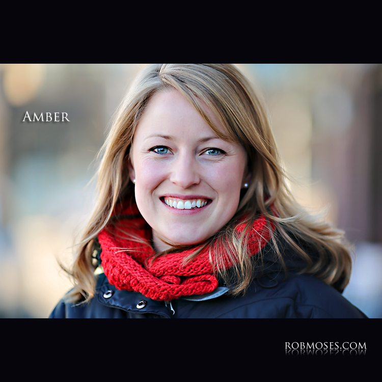 Amber Schinkel - People of Calgary - Global TV News - Rob Moses Photography