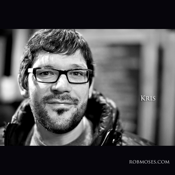 Kris 2 - People of Calgary Blog - Rob Moses Photography
