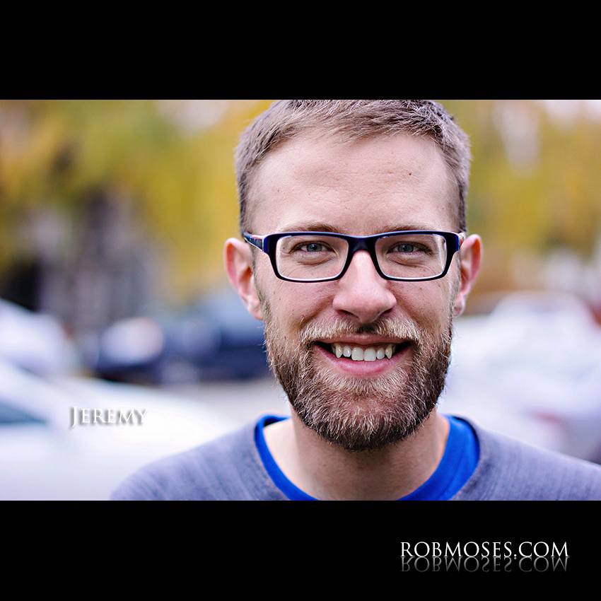 Jeremy Klaszus - Jornalist Writer -  People of Calgary - Stranger man guy dude glasses yyc - Rob Moses Photography - Native American Alaskan Famous Tlingit - Seattle Top Vancouver Photographer Popular Photographers